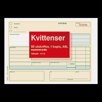 Kvittenser Esselte A5L