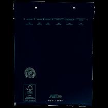 Bubbelpåse AirPro 175x265 mm svart 100/fp