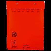 Bubbelpåse AirPro 175x265 mm röd 100/fp