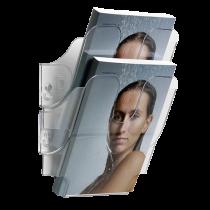 Blankettfack FlexiPlus A5S transparent 2/fp