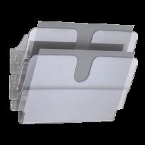 Blankettfack FlexiPlus A4L transparent 2/fp