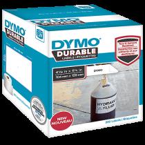 Fraktetikett Dymo LabelWriter Durable 104x159 mm