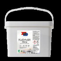 Tvättmedel PLS Kulörtvätt 10 kg oparfymerad