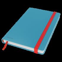Anteckningsbok Leitz Cosy Soft Touch A5 blå