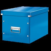 Förvaringslåda Click & Store Large blå