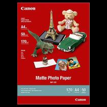 Fotopapper Canon Matte Photo A4 50/fp