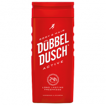 Dubbeldusch Active 250 ml