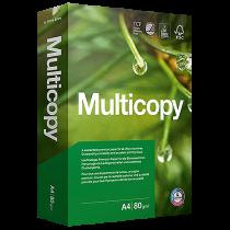 Kopieringspapper Multicopy A4 ohål 160 g 250/fp