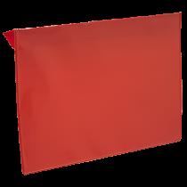 Pallkrageficka A5L röd
