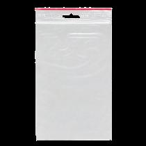 Blixtlåspåse Grippie 120x180 mm Eurohål 1000/fp